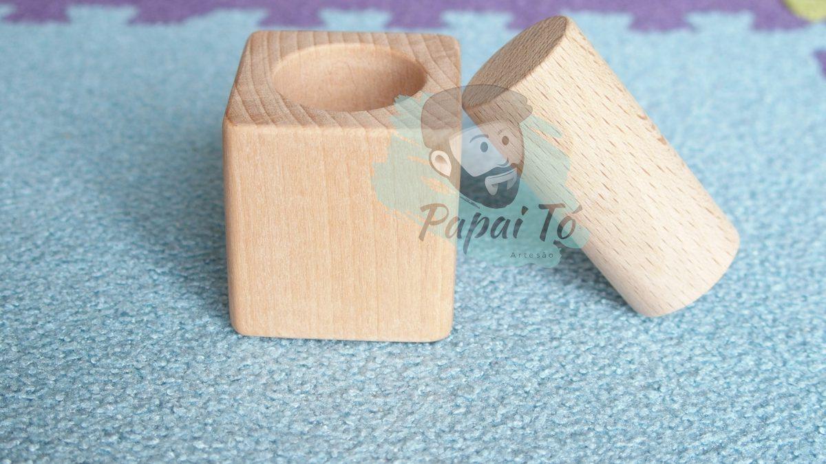 A melhor madeira para os bebés