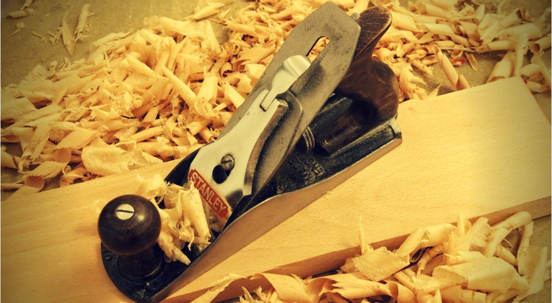 Como trabalho a madeira